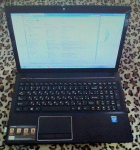 Ноутбук Lenova g580