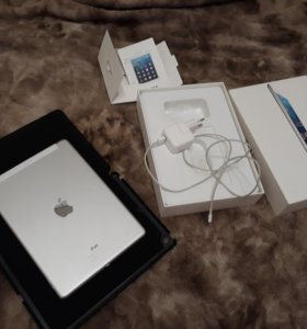 iPad Air 32Gb Wi-Fi + Cellular Silver.