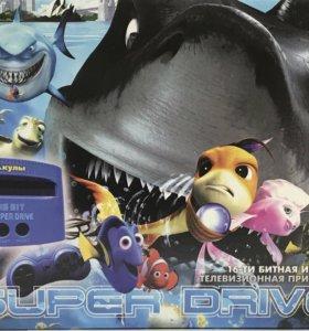 Игровая приставка sega shark 8в1
