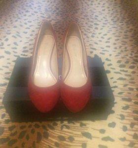 Туфли замшевые Paolo Conte