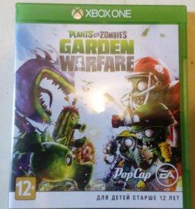 Plants vs. Zombies. Garden Warfare (XBox One)