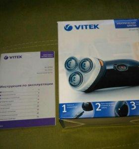 Новая роторная электрическая бритва Vitek VT-1373B