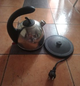 Два электрических чайника, не работают