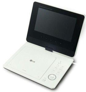 LG Портативный МР3,USB видеоплеер