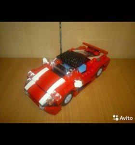 Лего Lego Creator 5867 Супер спидстер