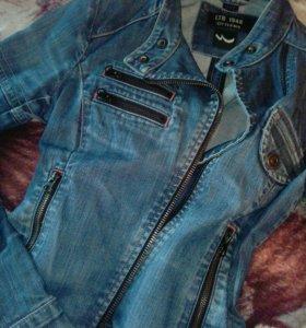 Стильная джинсовка 42-44