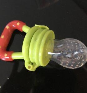 Соска для закладки фруктов