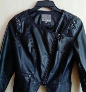 Куртка из экокожи, р-р 42-44