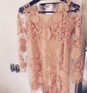 Платье кружевное Valentino Roma