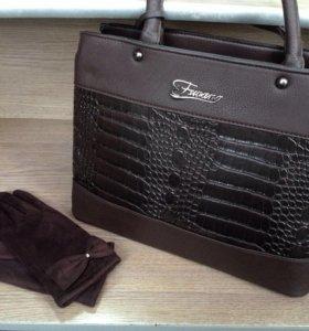 Красивая сумка новая