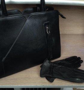 Классическая новая сумка