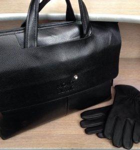Новый портфель мужской сумка