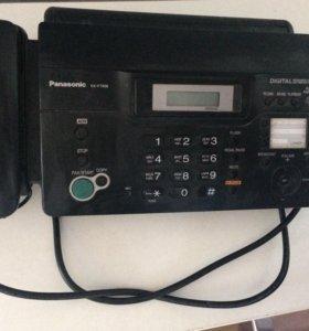 Факс -телефон