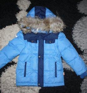 Куртка Nels пуховая