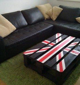 Мебель из паллет LOFT