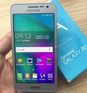 Samsung A3 2015 Ростест 4G 16gb