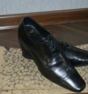 Мужские туфли(р-р 44)