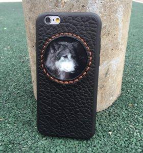 Чехол с изображением волка на телефоны