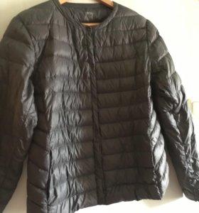 Лёгкая осенняя курточка