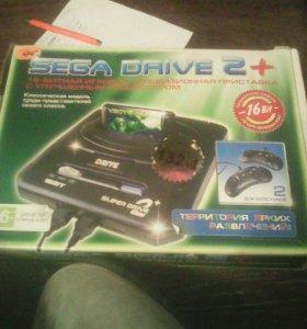 SEGA DRIVE 2+