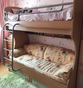 Детская мебель. Комплект