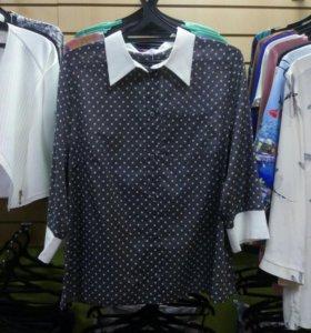 Блуза, 100%хлопок