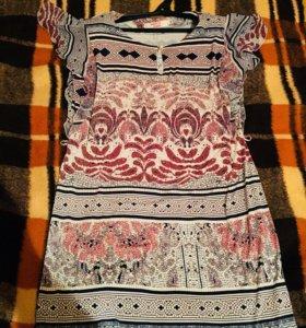 Платье повседневное! Яркое стильное!⬆️✅