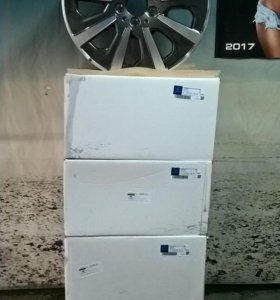 Новые диски r17