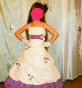 Платье, болеро