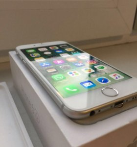 iPhone 6s 16gb Ростест