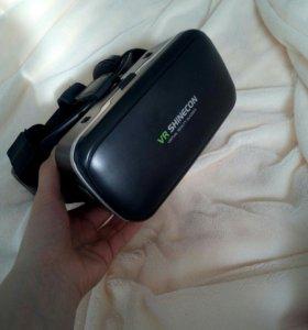 3Д очки виртуальная реальность