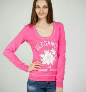 Розова кофта
