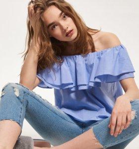 Новая блузка топ Reseved