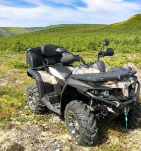 Квадроцикл CF Moto X5 H.O. EPS