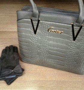 Новая модная сумка