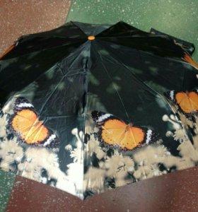 Эффектный новый зонт