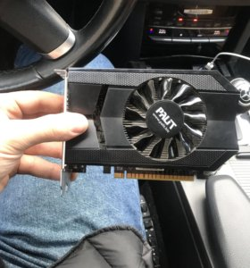 Palit Geforce gtx 650 ti