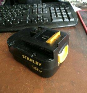 Аккумулятор stanley