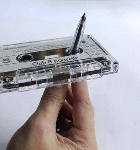 Пакет аудиокассет