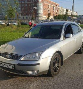 Форд Мондео.