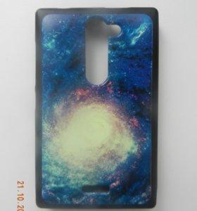 Чехол силиконовый на телефон Nokia Asha 502
