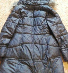 Пальто зимнее размер 50.