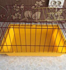 Клетка для грызунов, кроликов.