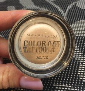 Кремовые тени Maybelline Color Tattoo