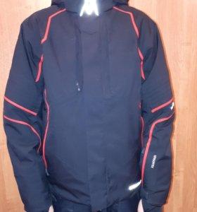 Куртка горнолыжная утепленная для мальчиков Volkl