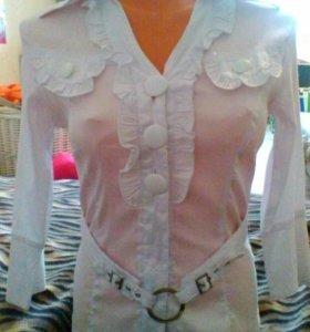 Новая блузка 42-46