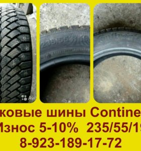 Шины Continental(шипы)