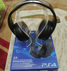 Sony Wireless Headset Platinum