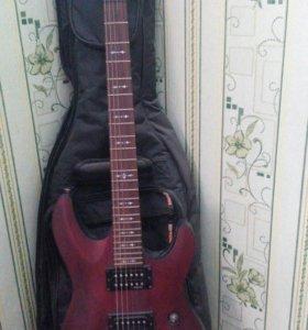 Гитара shecter omen 6