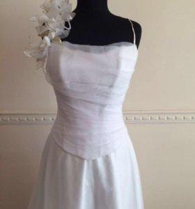 Новое свадебное платье